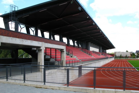 Telsiu stadionas 1
