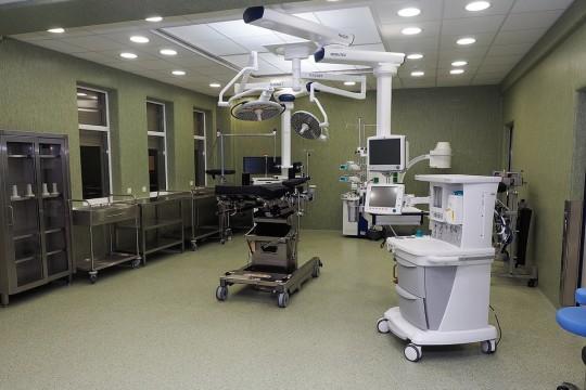 Vilniaus ligonine operacinis blokas 3