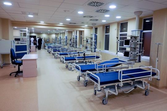 Vilniaus ligonine operacinis blokas 4